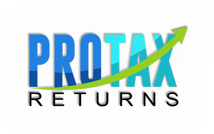 Pro Tax Returns Logo